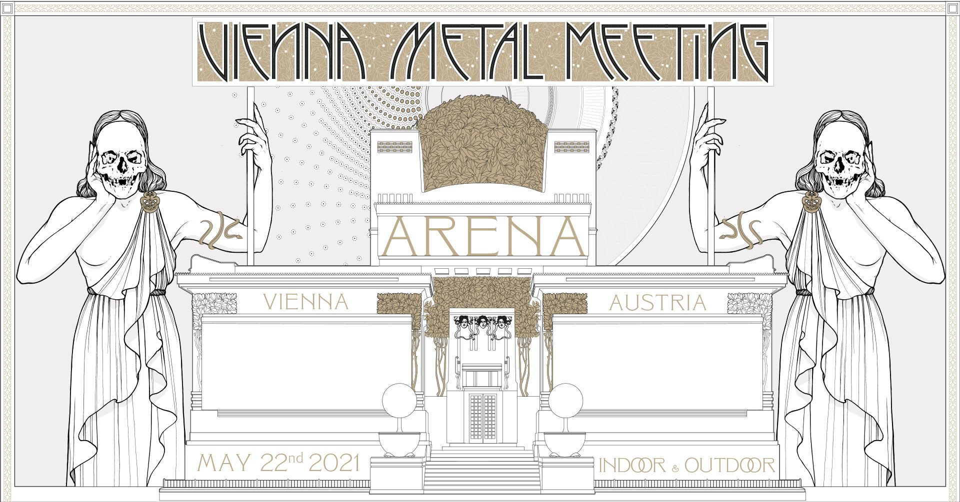 Cryptosis confirmed for Vienna Metal Meeting 2021