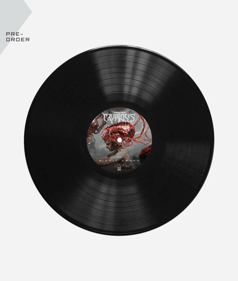 Cryptosis - Bionic Swarm - Black vinyl