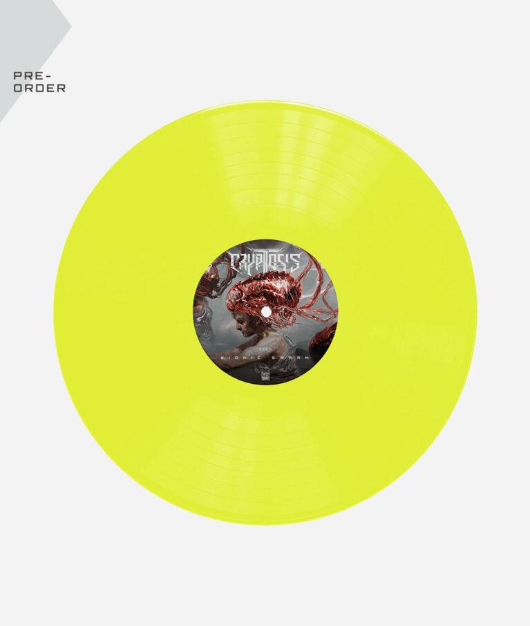 Cryptosis - Bionic Swarm Neon Yellow Vinyl
